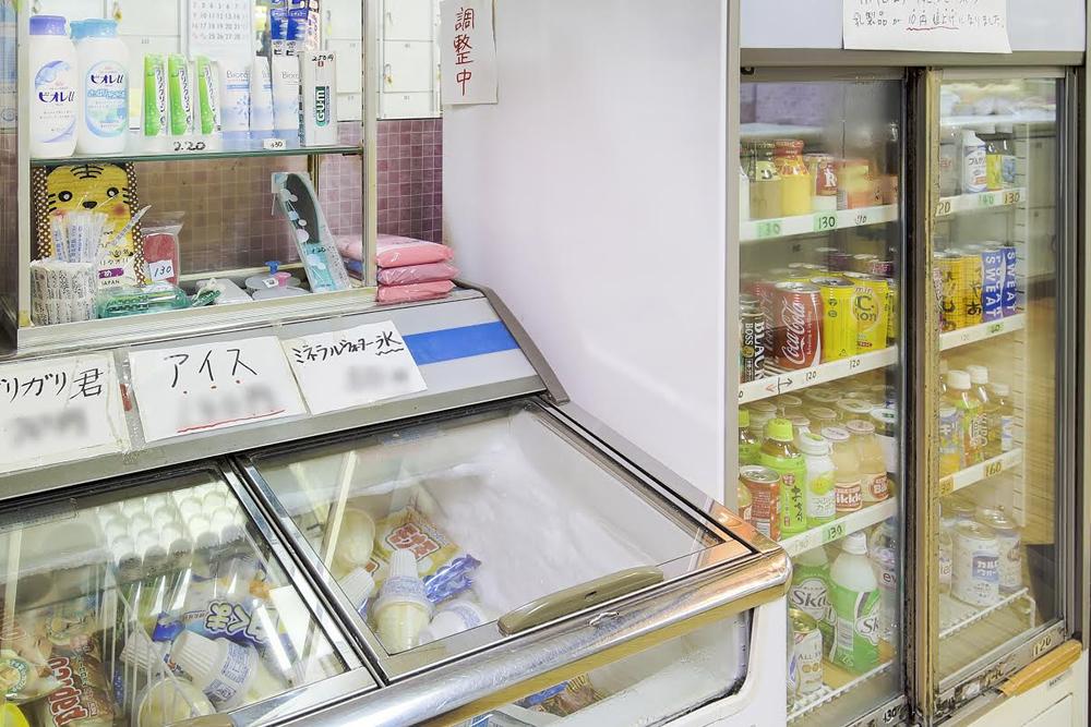 ドリンク・アイスクリーム