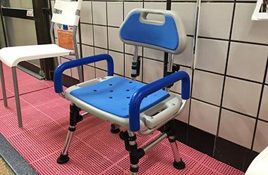 入浴介助用椅子